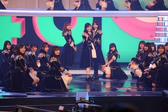 AKB48 紅白落選