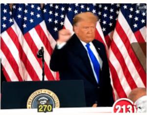 トランプ さん 大統領選に勝ってしまうのか?